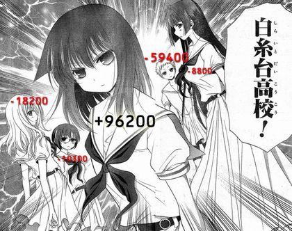 【朗報】宮永照さん、ついに八連荘からの九蓮宝燈を決めてしまう!!