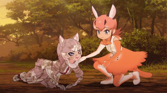 【悲報】『けものフレンズ2』9話、イエイヌがボコボコにされる展開で犬派を敵に回してしまう