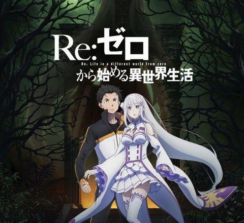 アニメ『Re:ゼロから始める異世界生活』第2期の放送開始が、2020年4月に決定