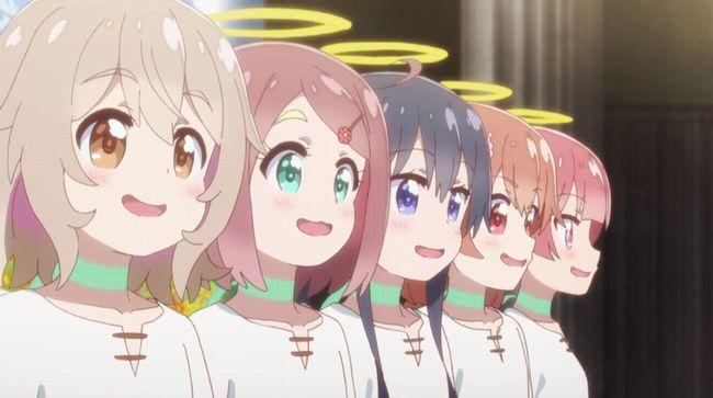 アニメ『私に天使が舞い降りた!』最終話のミュージカルwww