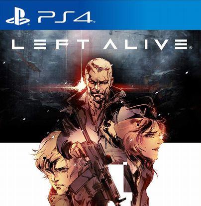【悲報】クソゲー『LEFT ALIVE(レフト アライヴ)』の買取価格、ついに800円になる
