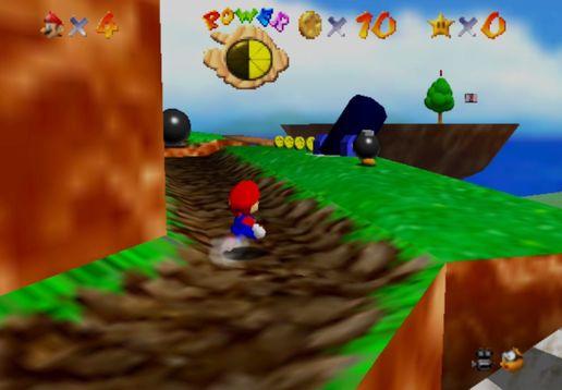 『スーパーマリオ64』って名作として名高いけど当時はどういう評価だったん?