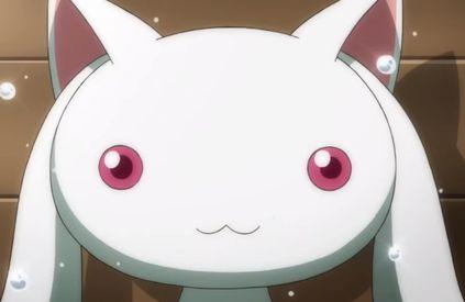 QB「吉田優子、僕と契約して魔法少女(ry」シャミ子「私まぞくなんですけど!」