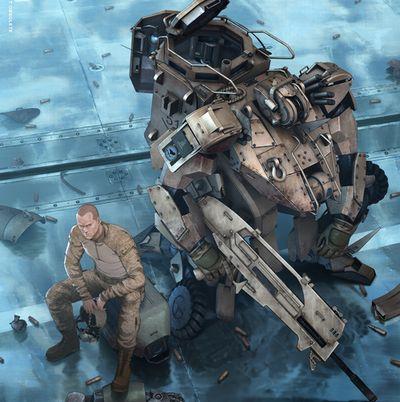 【朗報】虚淵玄「ロボットアニメのロボが壊れないのはおかしい。俺がリアルアニメを作って教えてやる」