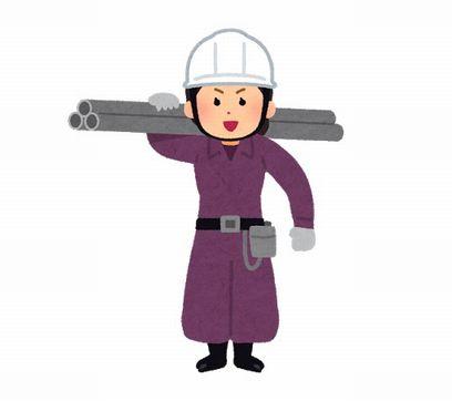 建設業の萌えアニメやったら現場の人材不足と高齢化解消できるかな?