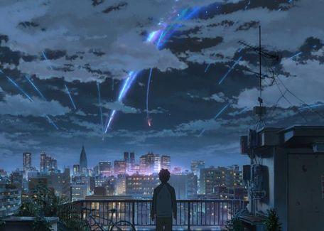 【悲報】『君の名は。』の瀧君、3年前の彗星衝突を知らない