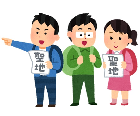 自分の県「好きなご当地アニメ1位」一覧www