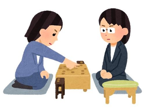 【悲報】女流棋士さん「女性棋士が生まれない理由は生理があるから」