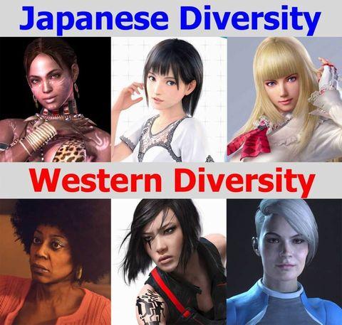 「なんで外国のゲームのキャラは全員ブサイクなの?」と洋ゲーを挑発した日本人、外人に完全論破される