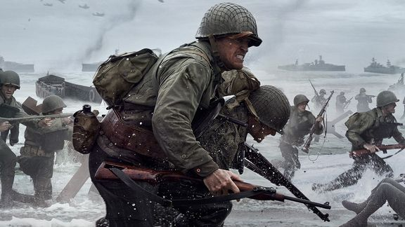第二次世界大戦無双が出た場合に収録されそうな一番難易度高い戦い