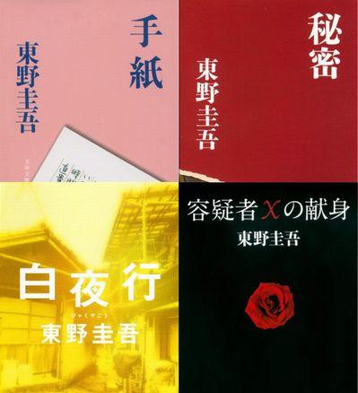 【朗報】東野圭吾の最高傑作、決まる